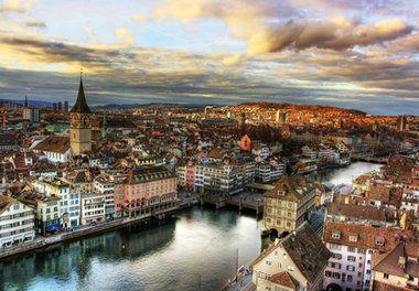 Flüge ab Zurich schweiz