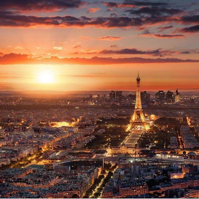 Flüge nach Paris Pergeleichen | Günstig Buchen