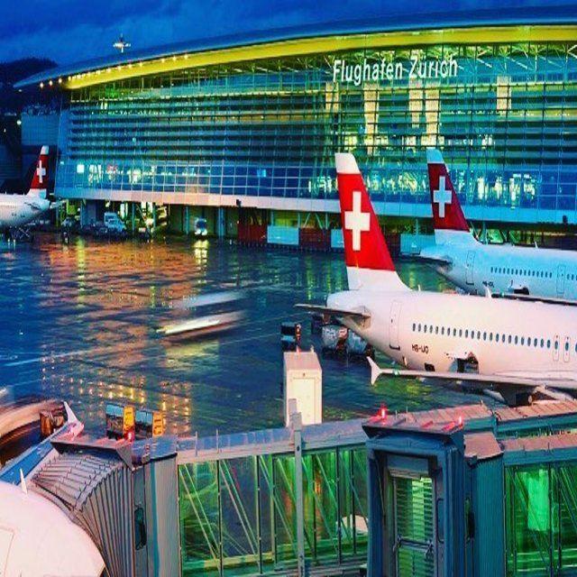Flughafen-Zurich Bei Billige Flüge.ch