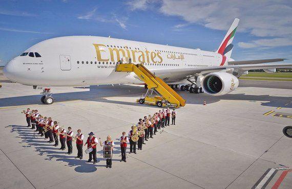 Emirates Flüge nach Dubai Vergleichen