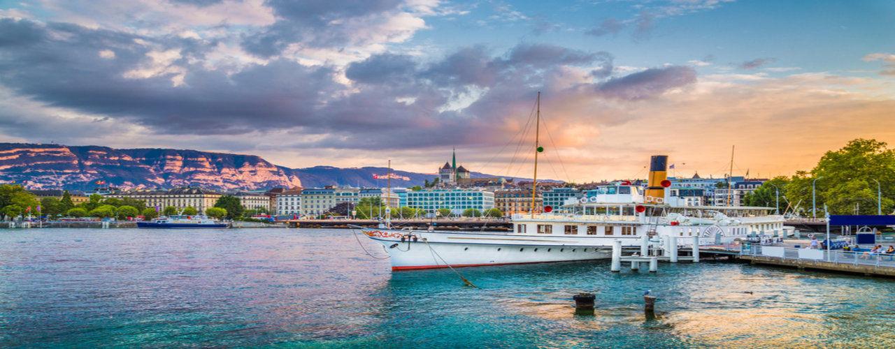 Flüge ab Genf Buchen