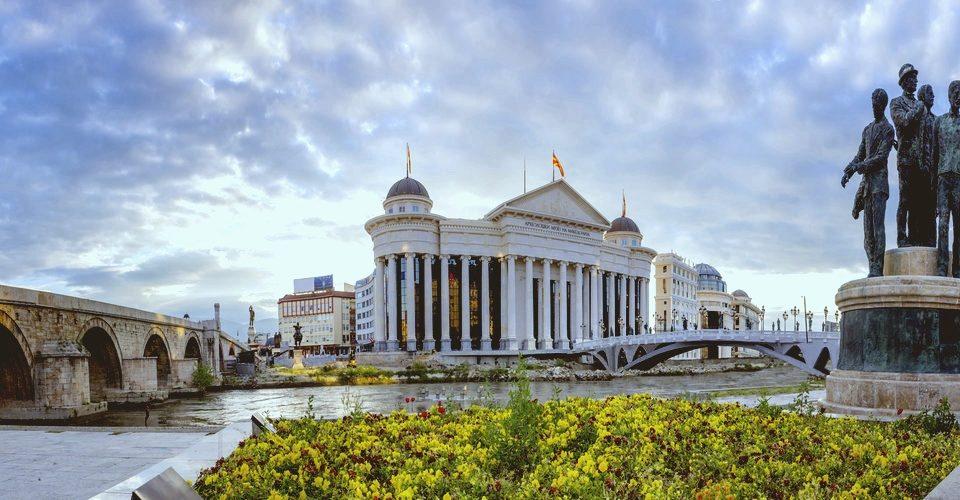 Günstige Flüge nach Skopje Mazedonien Buchen