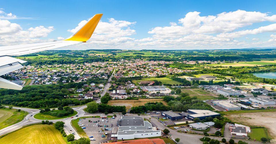 Billige Flüge ab Basel Buchen