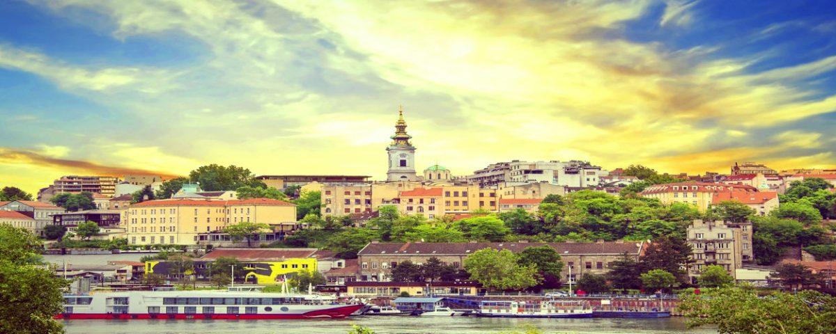 Flug Zurich nach Belgrade