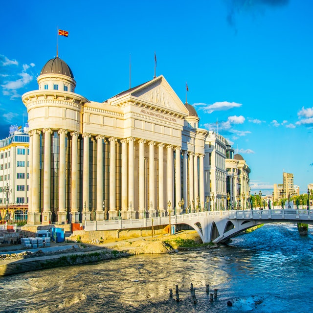 Billige Flüge nach Skopje Mazedonien
